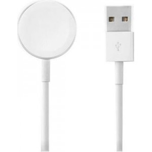 Tuff-Luv A1_317 Power USB Charger Cable for Apple Watch and Air (All Generations)(White)