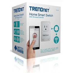 Trendnet THA-101 Home Smart Switch with WiFi Extender
