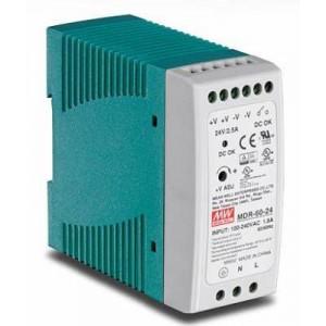 Trendnet TI-M6024 DIN Rail 24V 60W Power Supply