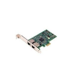 Dell 540-11136 Broadcom 5270 Dual Port 1Gb Network Interface Card - Low Profile