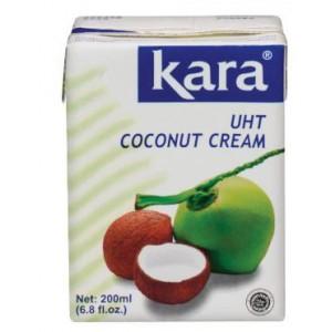Kara 209838000EA Uht Coconut Cream 200ml