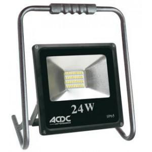 ACDC Die Cast Warm White Aluminium Floodlight (24w)