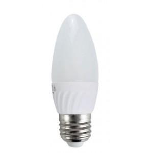 ACDC  ES-CDL-E27-9-CW  9W 230V Cool White CF Candle Light E27