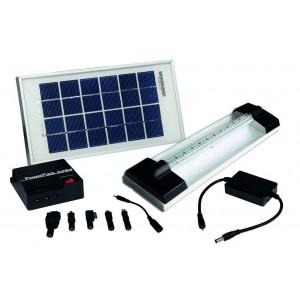 Solar Home Light Kit 1.5W LED Light