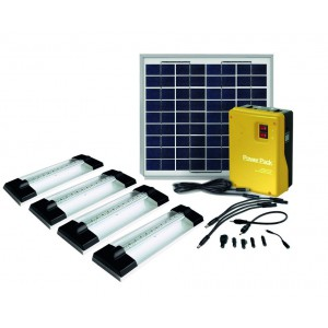 ACDC Solar Light Home Kit