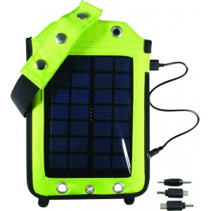 ACDC 5V 500mA Solar Collector and Charger