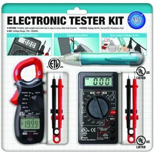 ACDC Electronic Tester Kit