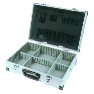Tool Case Aluminium 460x335x150mm