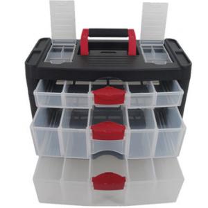 Storage Box with 3 Drawers 400x205x290mm