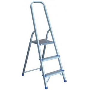 ACDC LJ503DR 3-Step Aluminium Step Ladder 150kg 1230mm