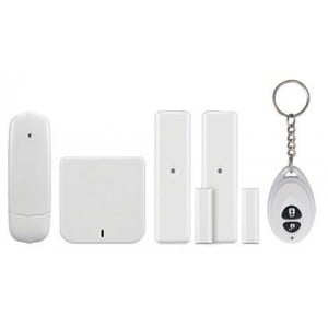 ACDC Wifi Starter Security Alarm System