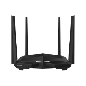 Tenda W-AC10U AC1200 Smart Gigabit Wi-Fi Router With USB, No Sim Card Slot