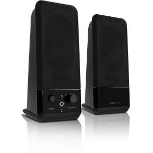 Speedlink SL-8004-BK Event USB 2.0 Stereo Speakers Black