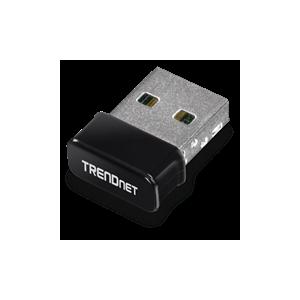 Trendnet TBW-108UB Micro N150 Wireless & Bluetooth USB Adapter