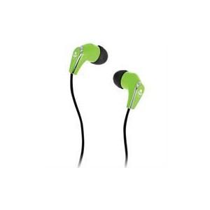 iDance SLAM-35-GN Slam-35 In-Ear Stereo Earphones - Green