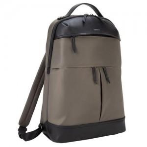 """Targus TSB94502GL Newport 15"""" Laptop Backpack - Olive"""
