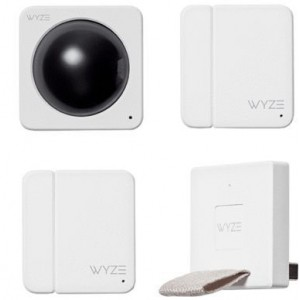 Wyze Sense Starter Kit Home Security Essentials