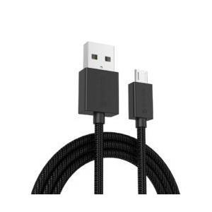 Orico MDC-10-V1-BK-PRO-BP Micro USB Braided Charging Data 1m Cable - Black