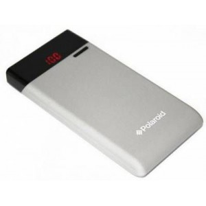 Polaroid PPP5058CG Cool Grey 6000mah Power Bank
