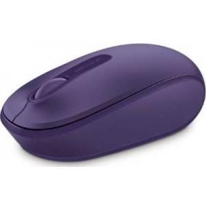 Microsoft WRLSMM1850FPP-PURP 1850 Purple Wireless Mobile Mouse - FPP