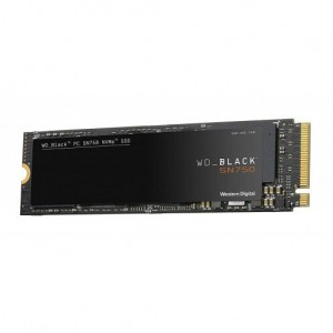 Western Digital WDS250G3X0C Black SN750 250GB NVME M.2 2280 Solid State Drive