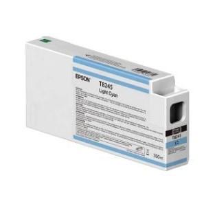 Epson T824500 Light Cyan Ink Cartridge 350ml