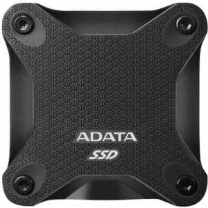 Adata EH-A480SD600Q-K SD600Q Series Black 480Gb External 3Dnand/QLC Solid State Drive