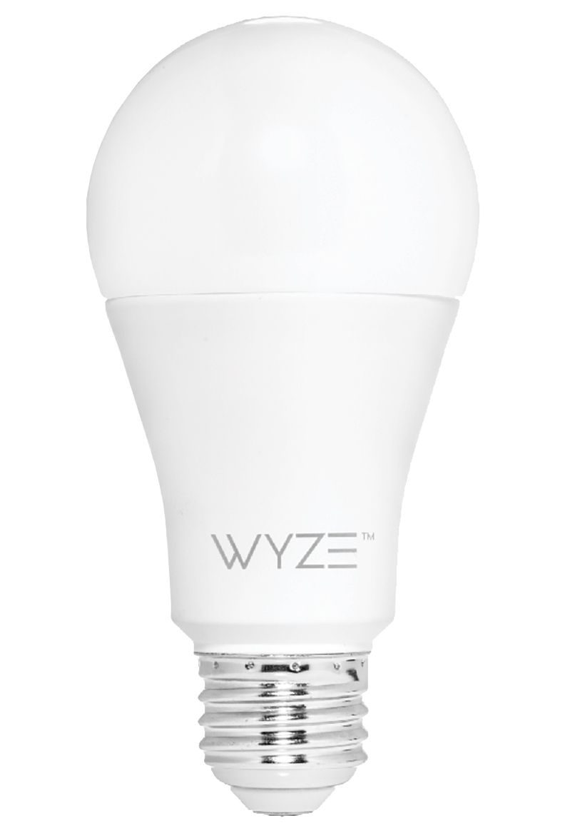 Wyze Bulb 800 Lumen Tunable White LED WiFi Bulb - GeeWiz