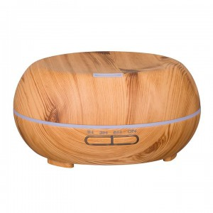 Crystal Aire WT-026L Bean Aroma Diffuser Light Wood