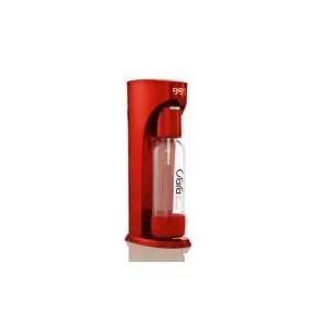 Bibo BF003 Fizz Bar Sparkling Drink Maker - Red