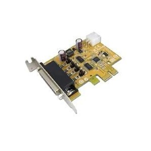 Dell 382-BBCE 2-Port Serial Card, Low Profile