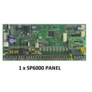 Paradox Spectra SP6000 / K10VLED Keypad Full 8 Zone Transformer Kit
