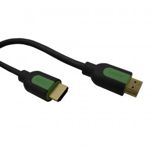 GIZZU GCHH3MFFP High Speed V2.0 HDMI 3m Cable with Ethernet Polyba