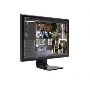 IDIS 128 Channel Intergrated VMS Software (ISS-128)