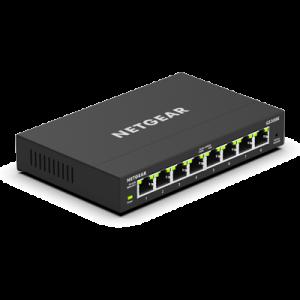 Netgear N.GS308E-100PES 8 Port Smart Managed Plus Gigabit Ethernet Switch