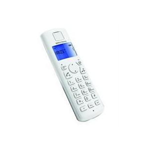 Bell 6001498973993 White Cordless Telephone
