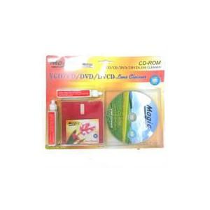 Geeko GX-C09 VCD/CD/DVD/DVCD Lens Cleaner