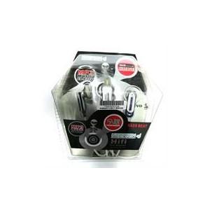 Geeko CD-K32V In-Ear Earphones With Volume Control
