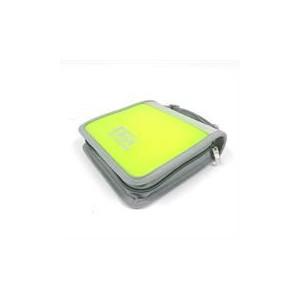 E-Box EPN-3232 32 CD Green Transparent Holder