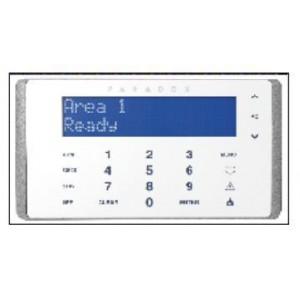 Paradox K656 Touch Sense LCD keypad (PA3420)
