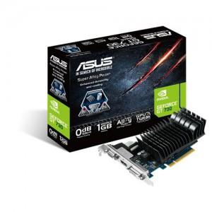 ASUS GT 730 Low Profile Graphics Card - 64Bit
