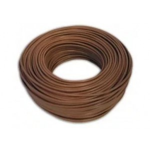 Paradox PA2004B Cable 4 Core Brown Solid Security