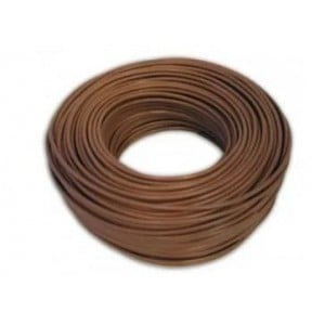 Paradox PA2008B Cable 8 Core Brown Solid Security