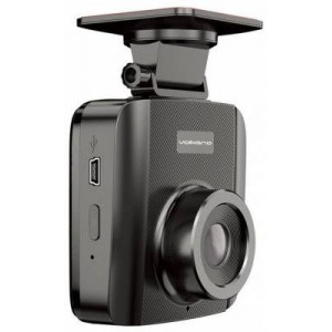 Volkano VK10009BK Traffic Series Black 720p Dash Camera