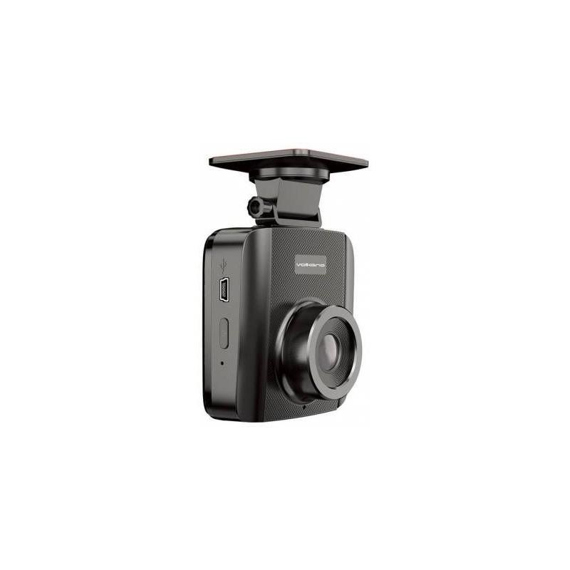 Volkano VK10009BK Traffic Series Black 720p Dash Camera