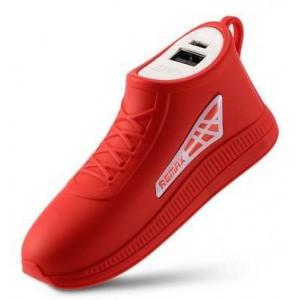 Remax RPL-57 Red Running Shoe 2500MAH Power Bank