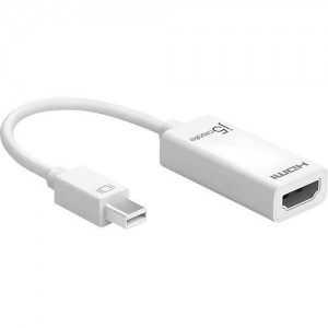 J5 Create Mini DisplayPort to 4K HDMI Adapter