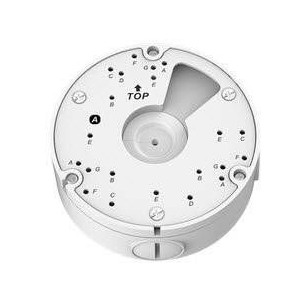 Sunell SN-CBK646A Junction Box For Dome And Eyeball Camera