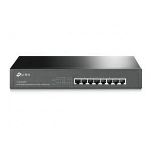 TP-Link TL-SG1008MP 8-Port POE+ Gigabit Rackmount Switch