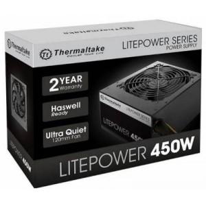 Thermaltake PS-LTP-0450NPCNEU-2 Litepower 450W (230V) Power Supply
